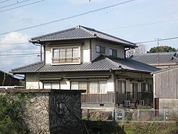 新築木造施工例4【大分県】 外観写真
